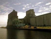 Grain Elevator in Thunder Bay Ontario