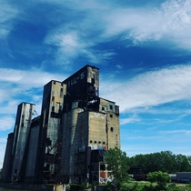 Grain elevators Buffalo NY