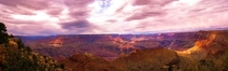 Grand Canyon Arizona after Rainstorm   x  c_connolly