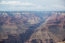 Grand Canyon in the late afternoon by Jackson Moody