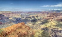 Grand Canyon-Midday September