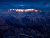 Grand Canyon National Park USA Photographer Dan Ransom