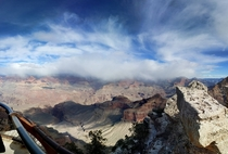 Grand Canyon on Christmas taken by myself