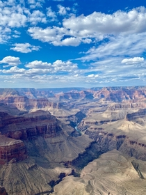 Grand Canyon with a peek at the Colorado River below