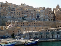 Grand Harbour Valetta Malta