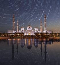 Grand Mosque Abu Dhabi