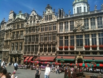 Grand Place - Brussels oc x