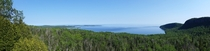 Grand Portage MN Near the border with Canada Nearly drove by this amazing lookout