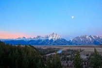 Grand Teton National Park Wyoming  by Alex Lemieux