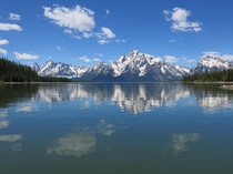 Grand Tetons Grand Teton National Park WY USA