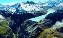 Grande Dixence Switzerland the tallest gravity dam in the world built from  to