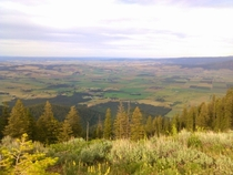 Grande Ronde Valley NE Oregon