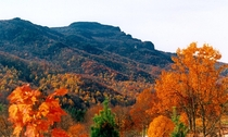 Grandfather Mountain in Boone NC