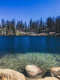 Granite Lake Desolation Wilderness