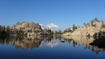 Granite Lake in emigrant wilderness