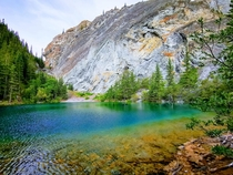 Grassi Lake Alberta  Taken last week in Alberta