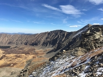 Grays Peak Colorado  OC