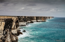 Great Australian Bight Nullabor Plain  by Terence Boylen