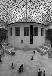 Great Court at the British Museum Foster amp Partners -