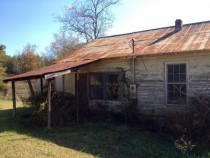 Great grandmothers old house Alabama
