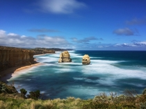 Great Ocean Road -  Apostles - Australia