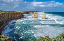 Great Ocean Road Port Campbell National Park Australia