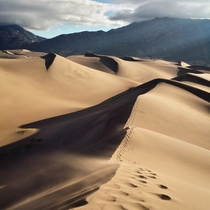 Great Sand Dunes CO