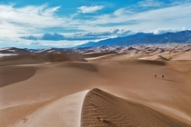 Great Sand Dunes CO by Javin Oza