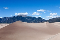 Great Sand Dunes National Park Mosca CO