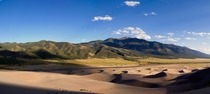 Great Sand Dunes National Park - North Zapata Ridge