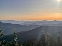 Great Smoky Mountains National Park OC x