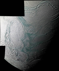 Great Southern Land Enceladus