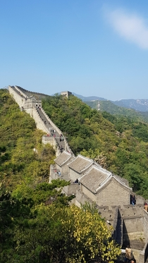 Great Wall of China Qin DynastyMing Dynasty
