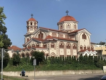 Greek Orthodox Church of the Annunciation Esslingen am Neckar