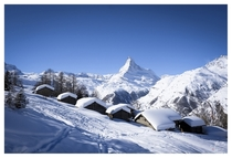 Greetings from Zermatt - Zermatt Switzerland  photo by Marc Baertsch x-post rSchweiz