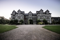 Gregynog a mansion in rural Wales
