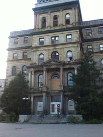 Greystone Park Psychiatric Hospital Morristown NJ