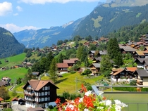 Grindewald Switzerland