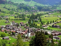 Gstaad Switzerland