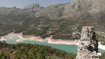 Guadalest Costa Blanca Spain
