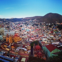 Guanajuato Mexico The most beautiful city Ive ever visited