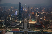 Guangzhou China Heart of the Pearl River Delta urban area which has an estimated population of  million