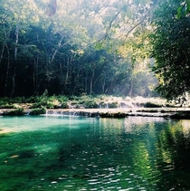 Guatemala is also beautiful Semuc Champey  Photo by perhapsyouneedalittleguatemala Instagram
