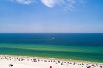 Gulf Shores Alabama beach this past Sunday  OC