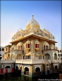 Gurdwara Panja Sahib Pakistan  x-post from rExplorePakistan