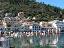 Gythios Greece - a seaside village that was once Ancient Sparta