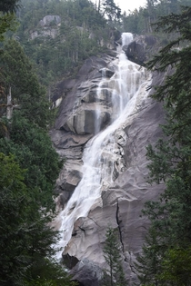 Had a chance to visit the lovely Shannon Falls Squamish-Lillooet BC CAN