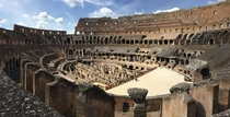 Had to almost fight to the death to get this shot of the Colosseum
