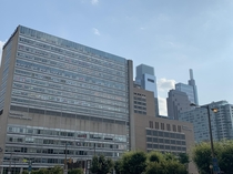 Hahnemann windows  Hospital in Philadelphia for  years is about to close in  month nearly empty currently bankrupt
