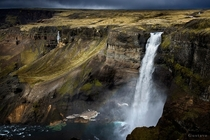 HaiFoss Iceland  xpost from rsland